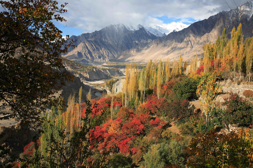 Hunza Valley - Image by Ch. Khawar