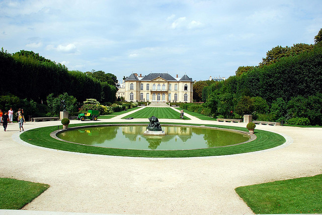 Rodins Fountains