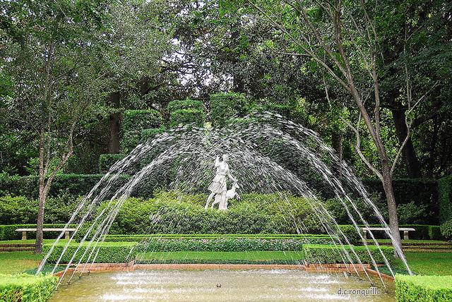 The Diana Garden Fountain