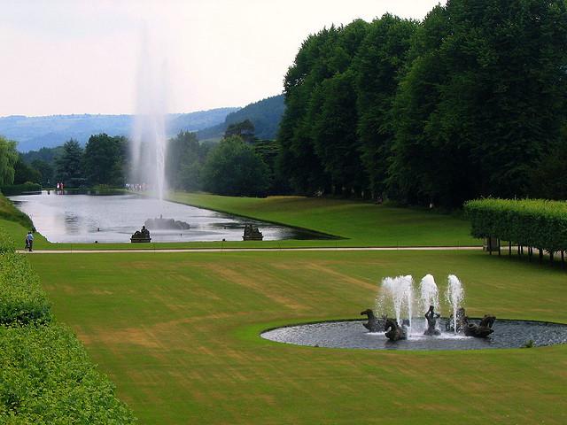 The Emperor Fountain