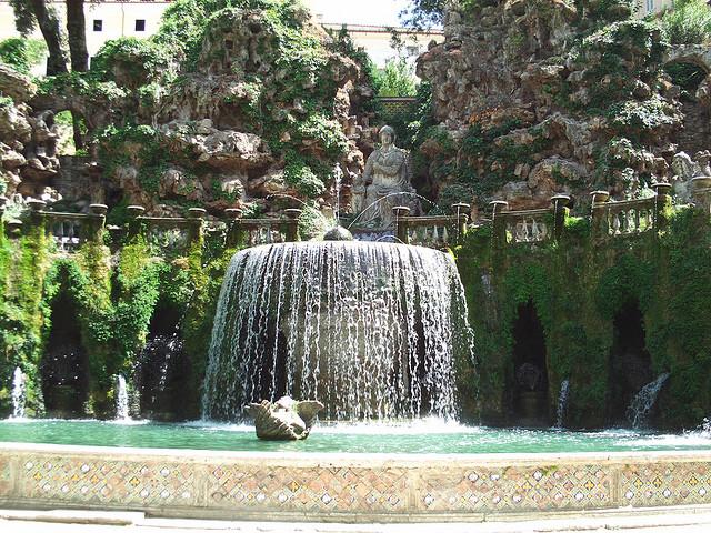 The Oval Fountain