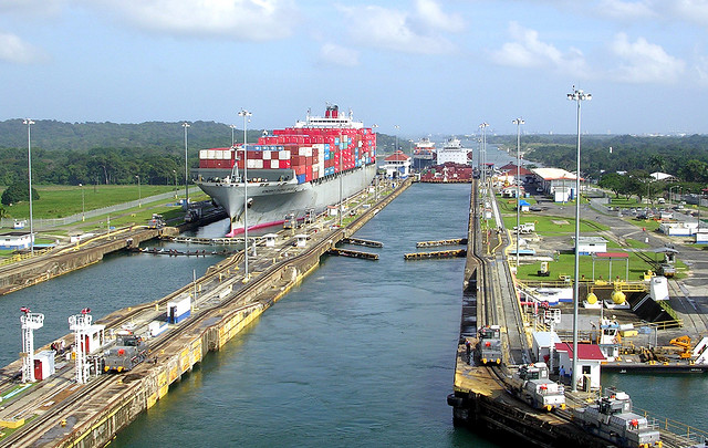 Panama Canal - An image by Roger4336