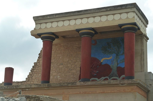 The Palace of Knossos ( Minos ) - An image by Village Hero