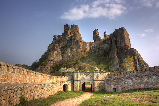 The Castle of Belogradchik - Image: Klearchos Kapoutsis