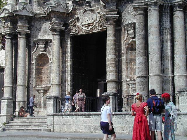 Catedral San Cristobal of Havana - Image: lezumbalaberenjena