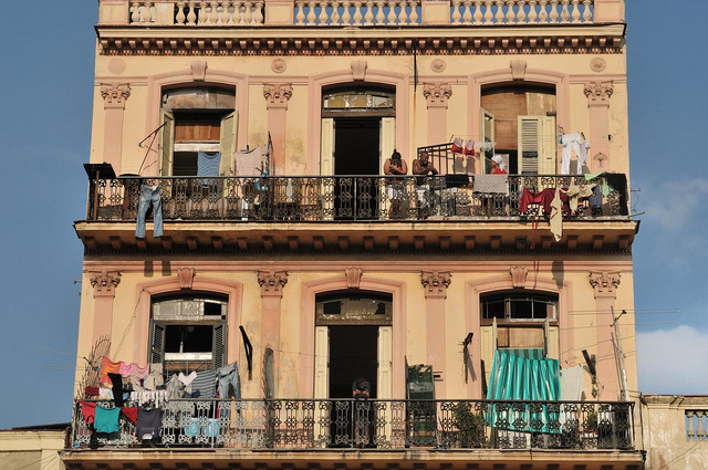 Old Havana Homes by somebody