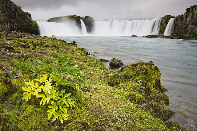 Waterfall of God - Image by Doxi
