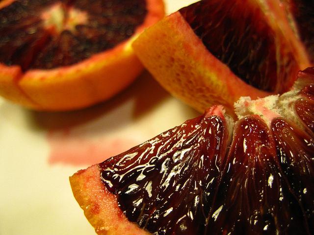 Juicy Blood Orange - Photo by lisaakemi