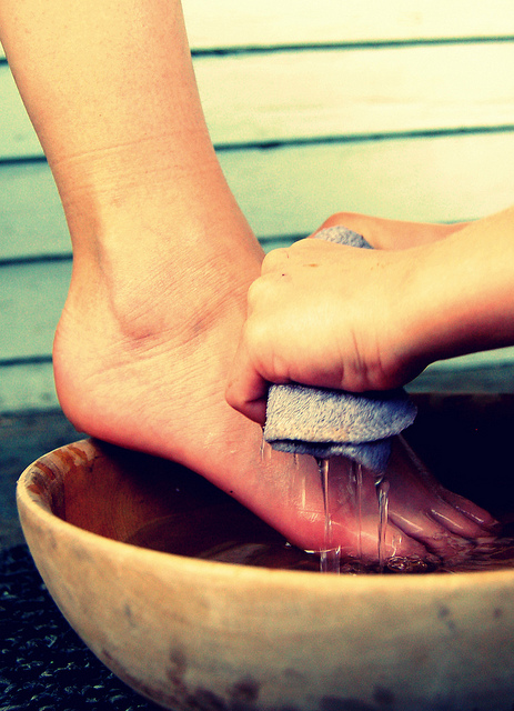 Cleanliness is definitely the first step: Image: Close to Home