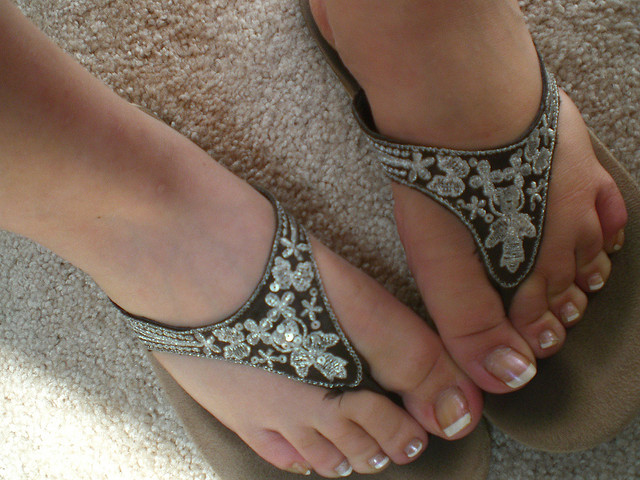 Soft and lovely feet - Image by the Lucky Shot Photography