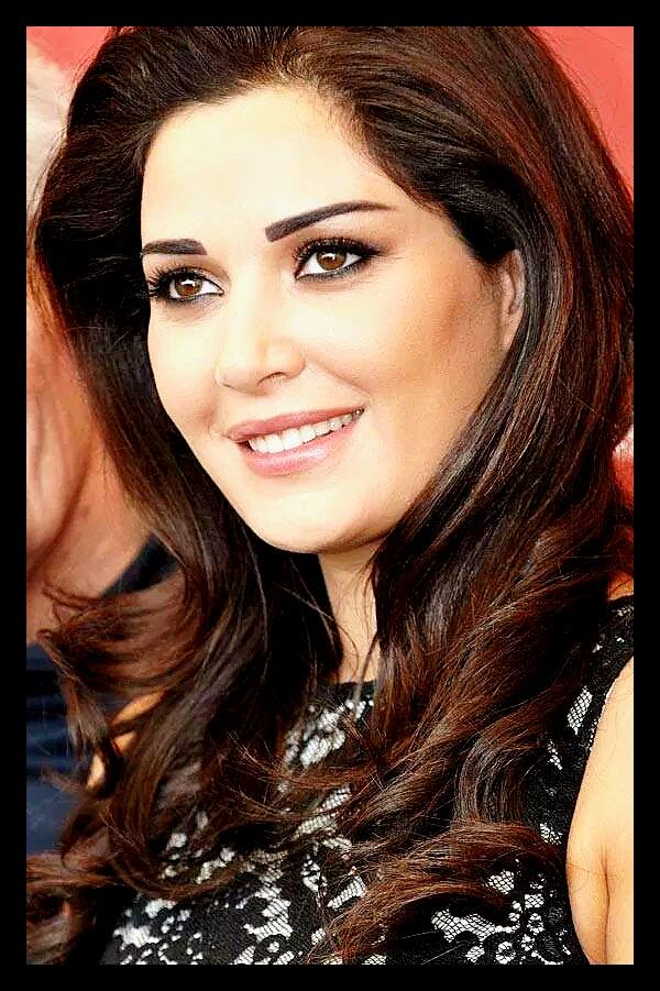 The charming and gorgeous Cyrine Abdelnour - An image by rzlinadeleon