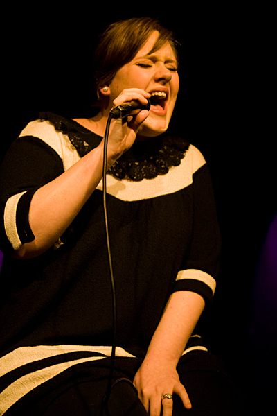 Adele Laurie Blue Adkins An exceptional British singer-songwriter. Born 5 May. Image by jbeckers