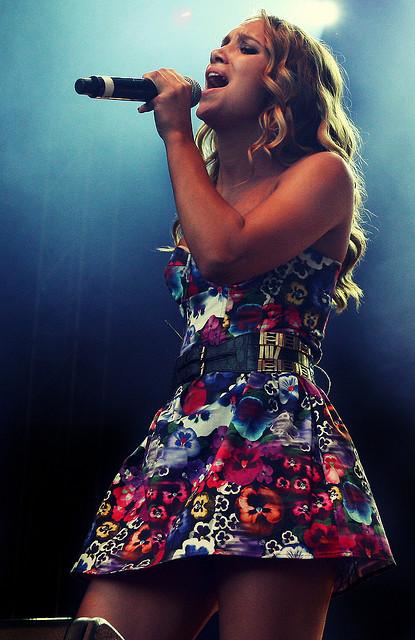 Agnes Emilia Carlsson  A phenomenal Swedish recording artist. Born 6 March 1988. Image by Jonas Nilsson Lee