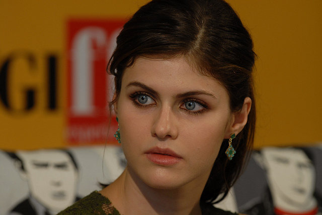 Alexandra Daddario - Photo by Giffoni Film Festival