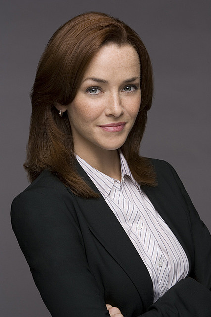 Annie Wersching - A talented American actress. Born March 28, 1977 -  Image  by friskytuna