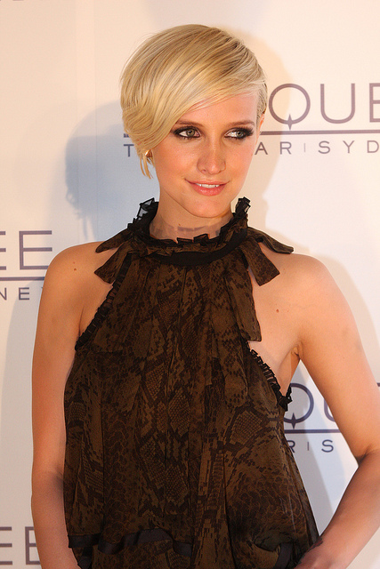 Ashlee Simpson - A sterling American singer-songwriter and actress. Born October 3, 1984 - Image by Eva Rinaldi Celebrity and Live Music Photographer