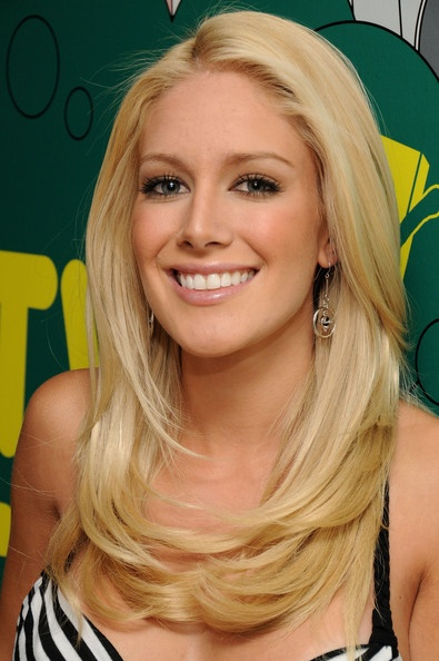 Heidi Montag. A remarkable American former television personality, singer, fashion designer, and author. Born September 15, 1986