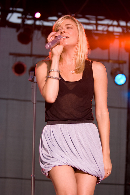 Margaret LeAnn Rimes Cibrian:  A splendid American country and pop singer. Born August 28, 1982 - Image by Mike Shadle