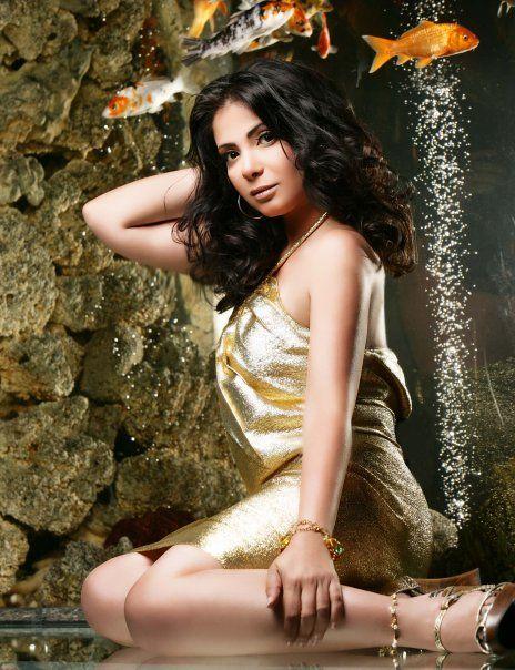 Mona Zaki  - Born November 18, 1976. A blazing Egyptian actress