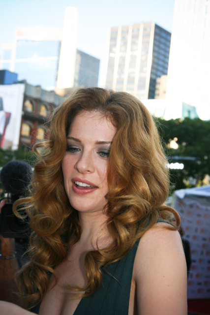 Rachelle Lefevre A magnificent Canadian actress. Born February 1, 1979 - Image: Marco Manna Photography