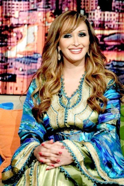 Rajaa Kasabni  - Born 20 March, 1979. An impressive Moroccan singer