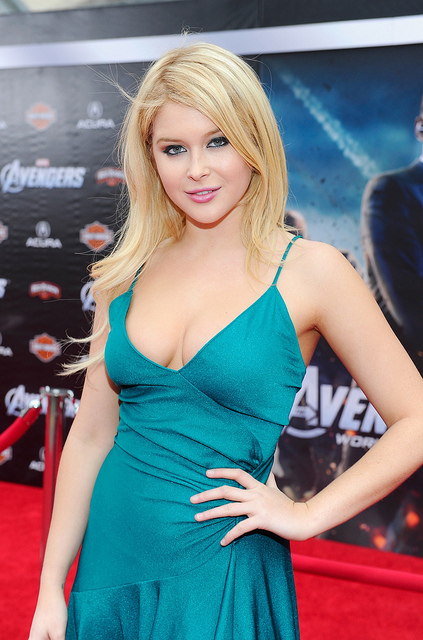 Renee Olstead - An eminent American actress and singer. Born June 18, 1989 - Image by insidethemagic