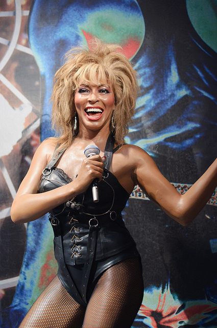 The classy Anna Mae Bullock, Tina Turner - Born November 26, 1939. An American singer, dancer, actress, and author - Image by InSapphoWeTrust