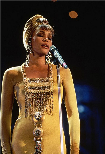 The wonderful Whitney Elizabeth Houston (Late) – (August 9, 1963 – February 11, 2012). She was an American singer, actress, producer, and model - Image  by tm_10001