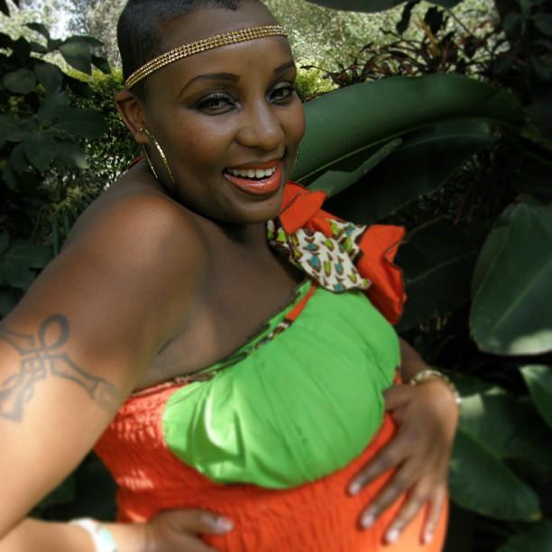 Nakaaya Sumari (born September 3, 1982 in Arusha, Tanzania) is Tanzanian R&B-hip hop singer.
