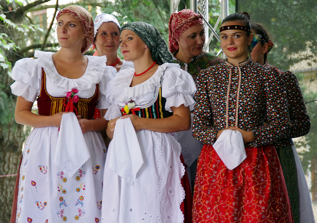 by donald judge - Czech Costumes