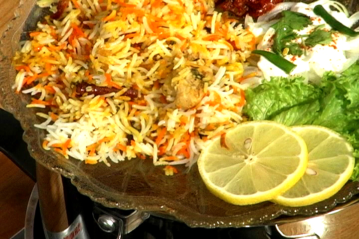 . In Pakistan, people are crazy about Biryani - Sindhi Biryani is the most notable.