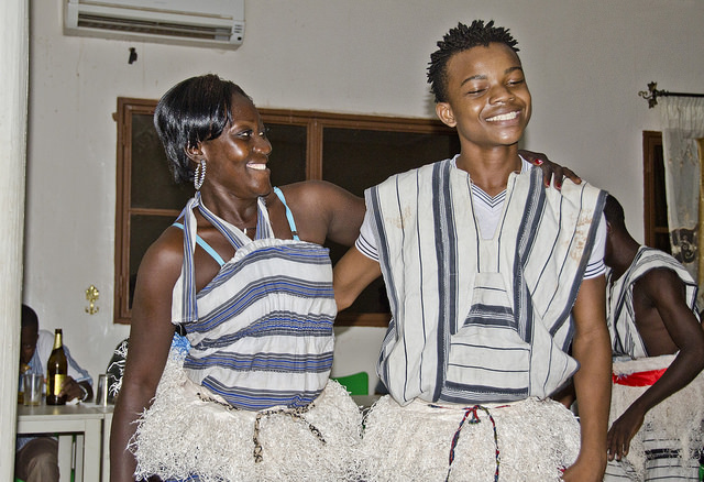 Burkina Faso couple - Image by US Mission to the United Nations Agencies in Rome