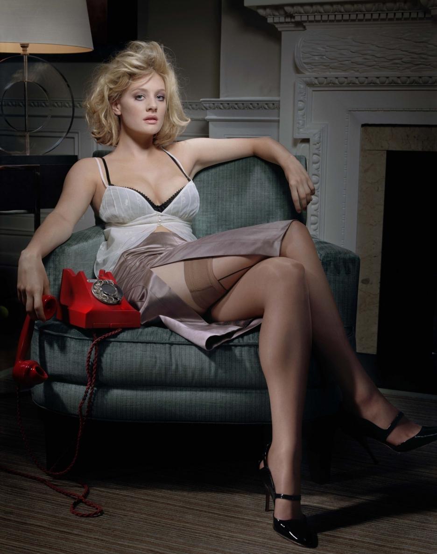 British Blonde Actress 25