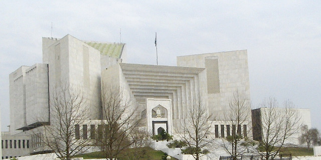 Supreme Court of Pakistan Building - Image : ImposterVT