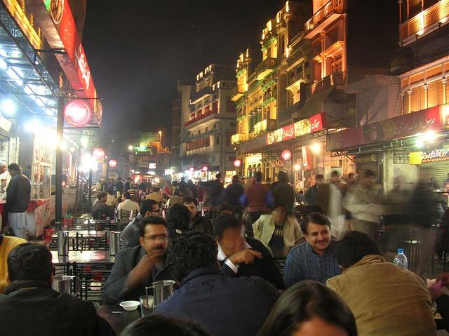 Gawalmandi food street by Hemanshu Kumar