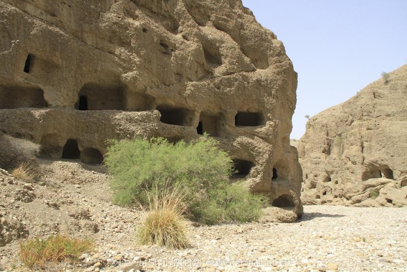 Gondrani - Lasbela District - Cave City of Balochistan - JAN 2013 - 06