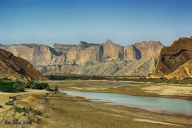 Hingol National Park. Image by Junaid Rao