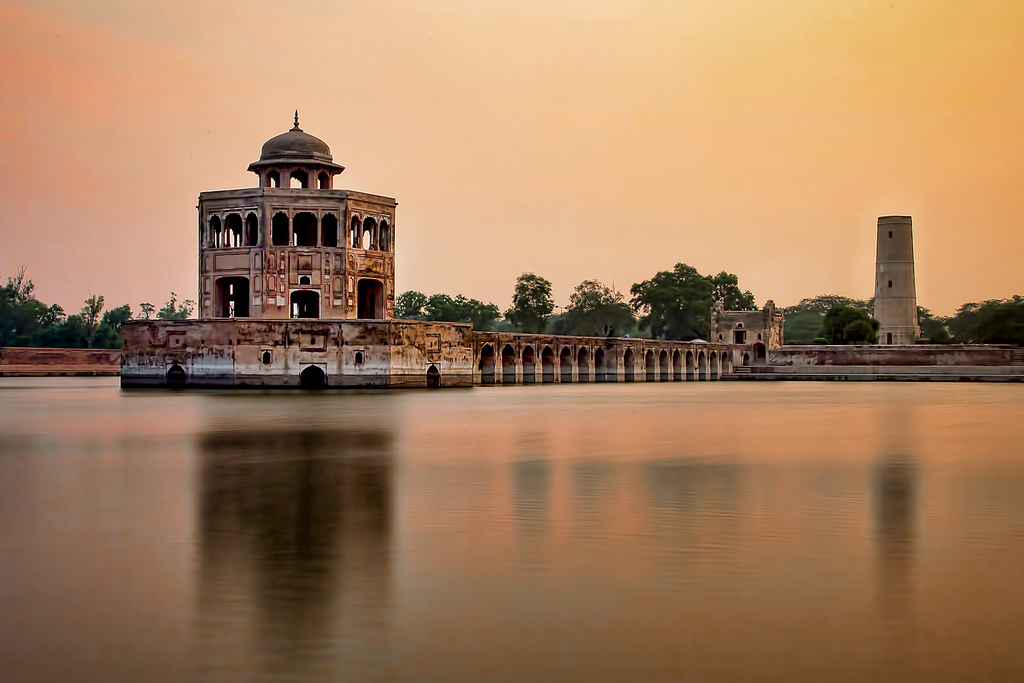 Hiran Minar or Deer Tower - Sheikhupura, Pakistan. A stunning photo by Muhammad Adnan - flickr