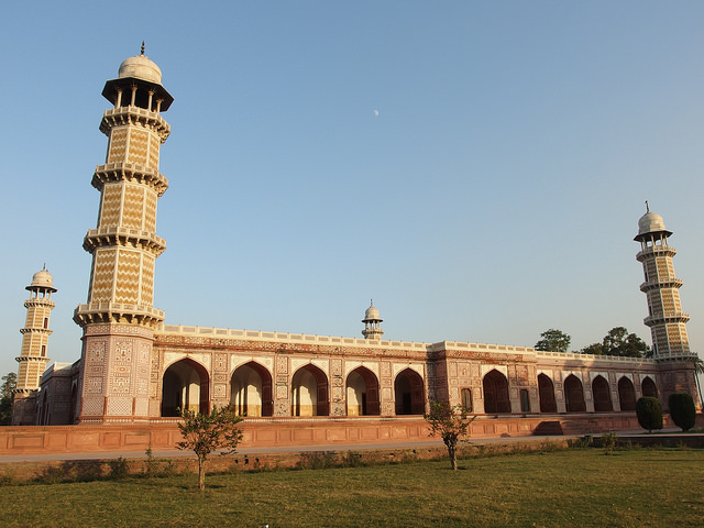 Jahangir tomb, Lahore, Pakistan