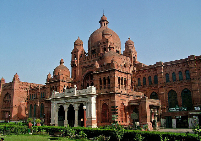 Lahore Museum. Image by _