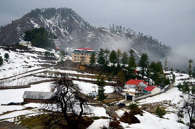 Malam Jabba - Swat, Pakistan - Image by Junaid Rao
