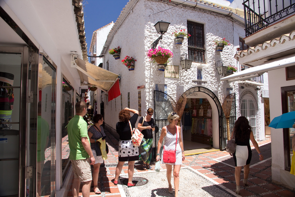 Marbella Spain - Image by Ard vd Leeuw