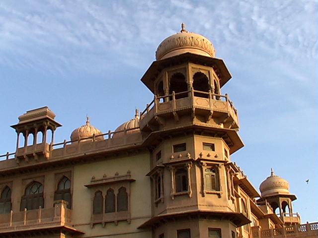 Mohatta Palace. Image by Kashif Mardani