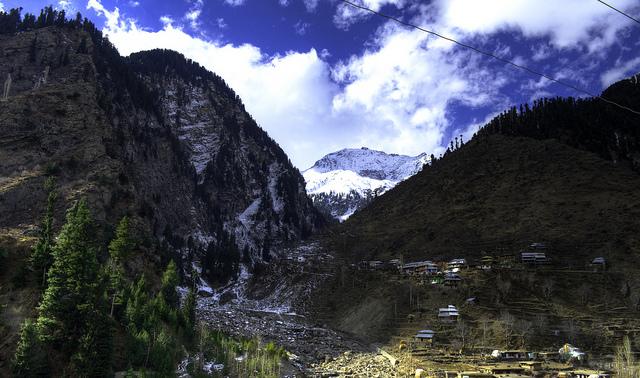 Naran Valley. Kaghan - Image by Umair Adeeb