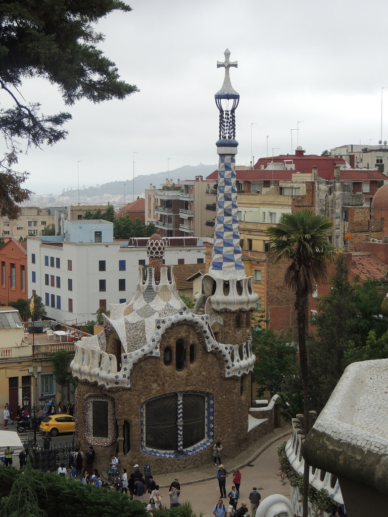 Park Guell - Image by Stuart Pinfold