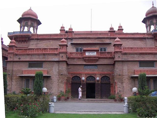 Peshawar Museum. Image by xitus
