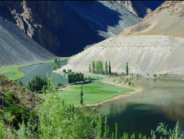 Phandar Valley, Hunza Image by Junaid Rao
