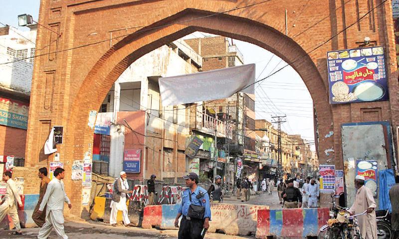 Qissa Khawani Bazaar - Peshawar, Pakistan