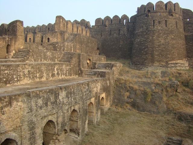 Rohtas Fort - Ali Bin Shahid