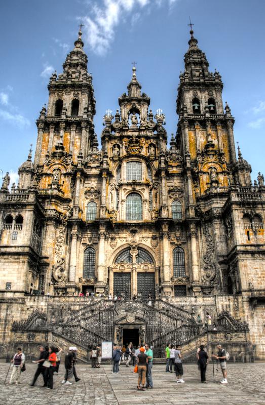 Santiago de Compostela Cathedral - Image J. A. Alcaide